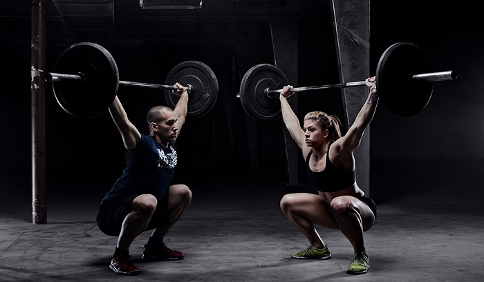 The Best snatch Warm- Up Exercises